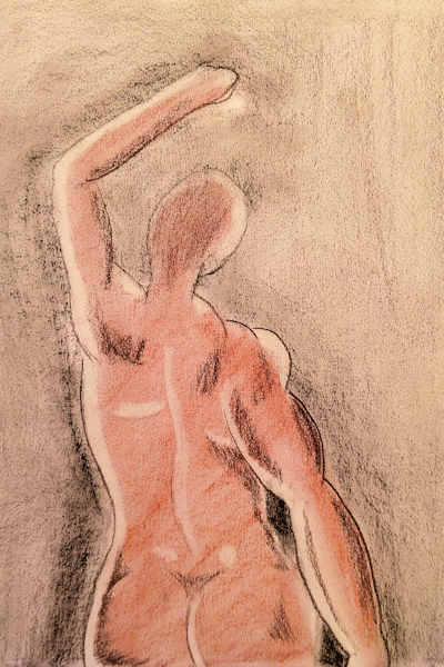 Nude Contour 2020 by Paul Riedel
