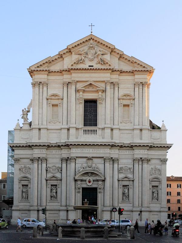SantAndrea-Della-Valle-in-Rom